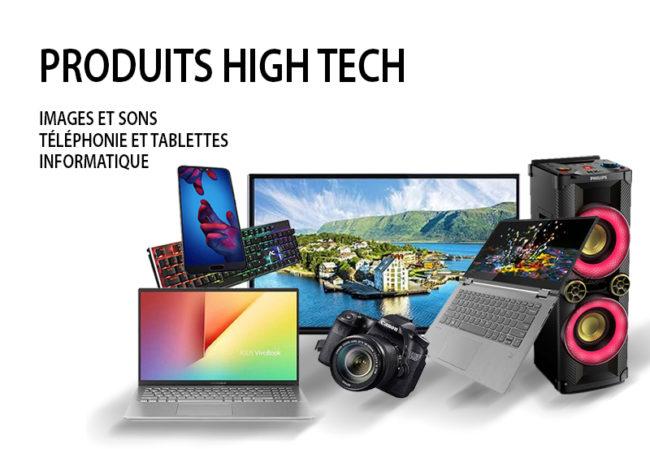 produits high tech